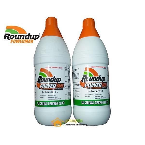 Foto Produk Herbisida Roundup Powermax 660 SL Pembasmi Gulma Liar Ampuh Seakarnya dari Purotani