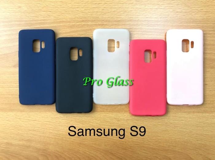 Foto Produk C107 Samsung S9 Ultrathin Silicone Case / Matte Silicon Case dari Pro Glass
