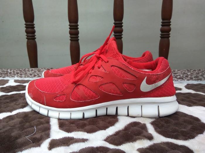 cbba76dceb141 Jual Nike Free Run+ 2 University no new balance converse asics vans ...