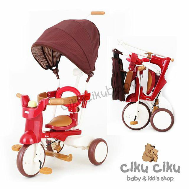 Iimo Tricycle #2 SS Type  / Sepeda anak