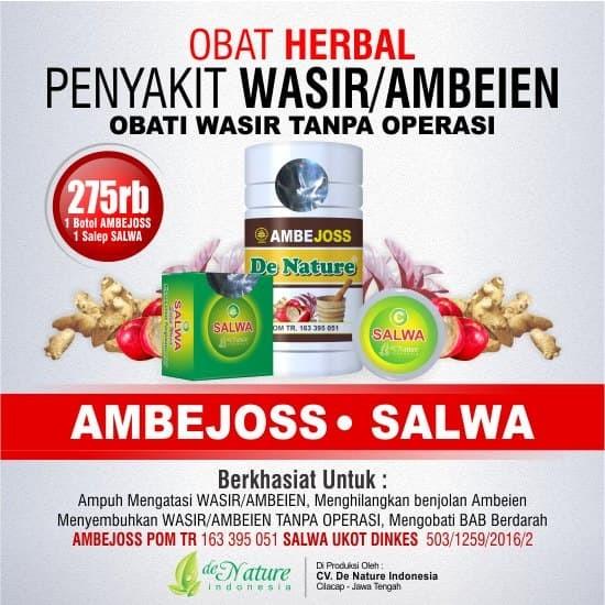Info Obat Ambeien Herbal Hargano.com
