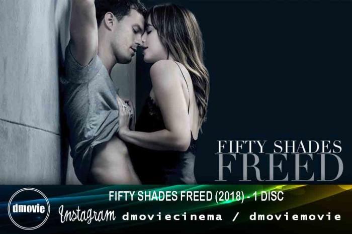 Jual Fifty Shades Freed 2018 Dvd Box Office Kota Pontianak Dmoviemovie Tokopedia