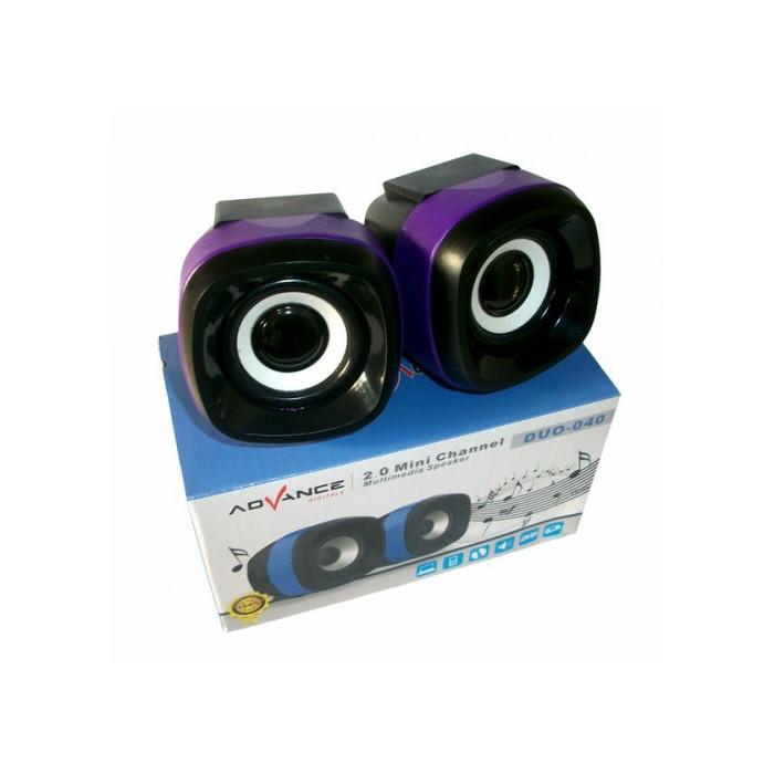 Speaker Advance Duo-40 Speaker USB