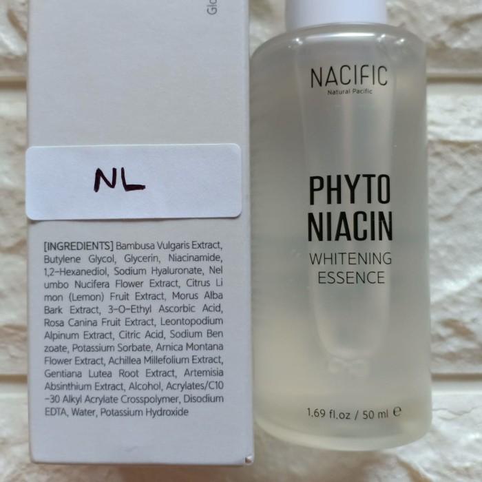 harga Share 5ml natural pacific phyto niacin whitening essence in bottle jar Tokopedia.com