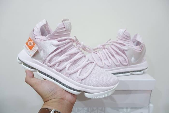 separation shoes 19842 3a220 Jual sepatu basket kd 10 aunt pearl - Kota Batam - suka sport | Tokopedia