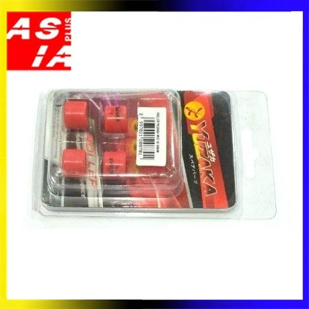 harga Roller onderdil cvt r5f sepeda motor merk yuzaka yamaha mio 10 gram Tokopedia.com