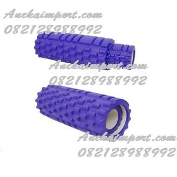 harga Yoga foam roller  foam roller yoga mat towel matras massage yoga set Tokopedia.com
