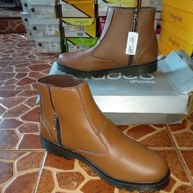 harga Sale sepatu boots pria fladeo size : 40,42 Tokopedia.com