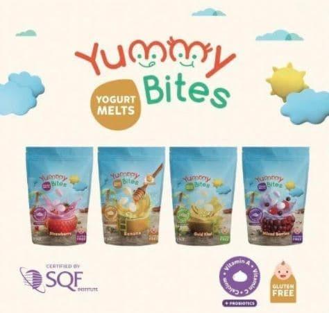 harga Yummy bites yogurt melts 20gr (banana honey) Tokopedia.com