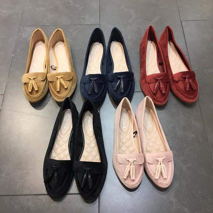 ... harga Sepatu flat wanita vincci ori murah  sale vnc women flatshoes  original Tokopedia.com 2116a0f89b