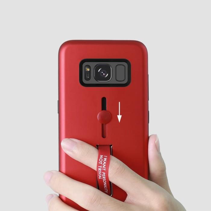 harga Soft hard case casing hp xiaomi redmi 5a stand grip iring silikon tpu Tokopedia.com