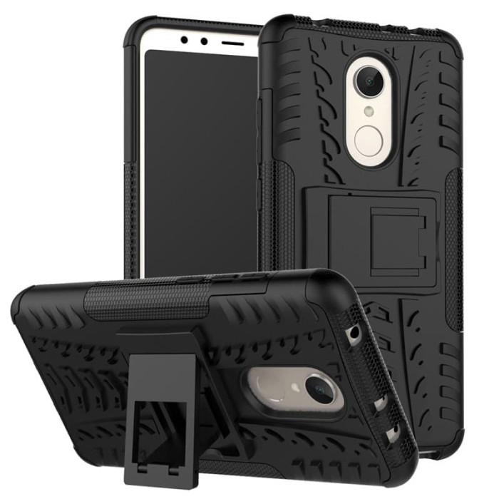 harga Soft hard case xiaomi redmi 5 plus 5.9  casing hp silikon stand armor Tokopedia.com