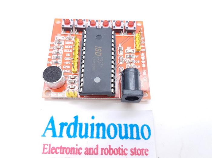 Isd1760 isd 1760 voice module recording playback module perekam board