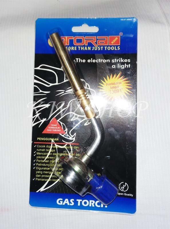 harga Blander bakar/ gas burner / gas torch kuningan merk tora Tokopedia.com