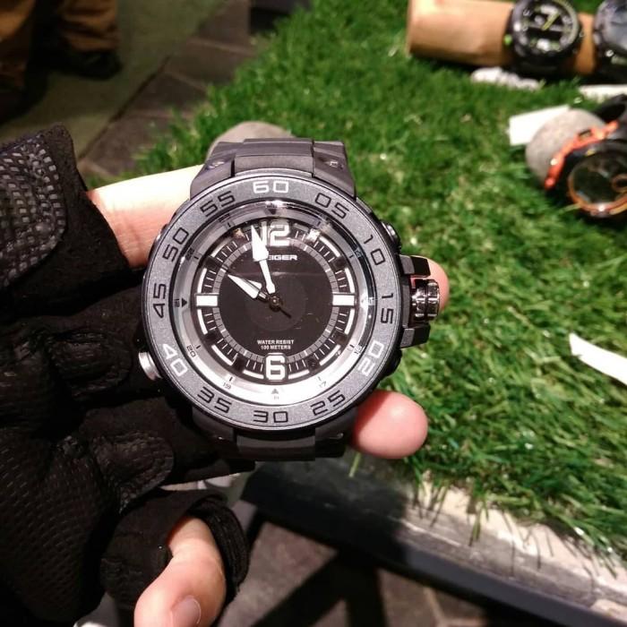harga Jam tangan eiger annapurna analog watch  black  910003360001 original Tokopedia.com