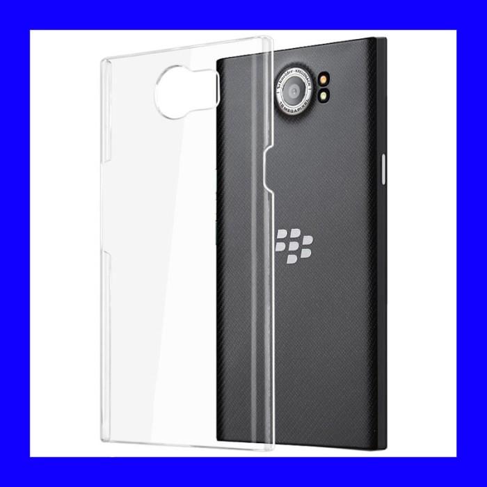 harga Blackberry priv - clear hard case casing cover transparan Tokopedia.com