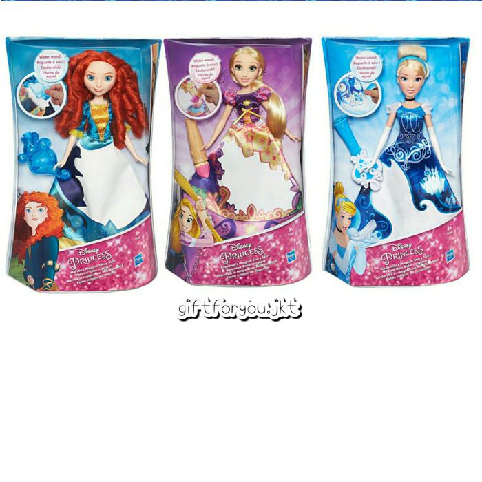 harga Murah disney princess magical story skirt merida rapunzel cinderella Tokopedia.com