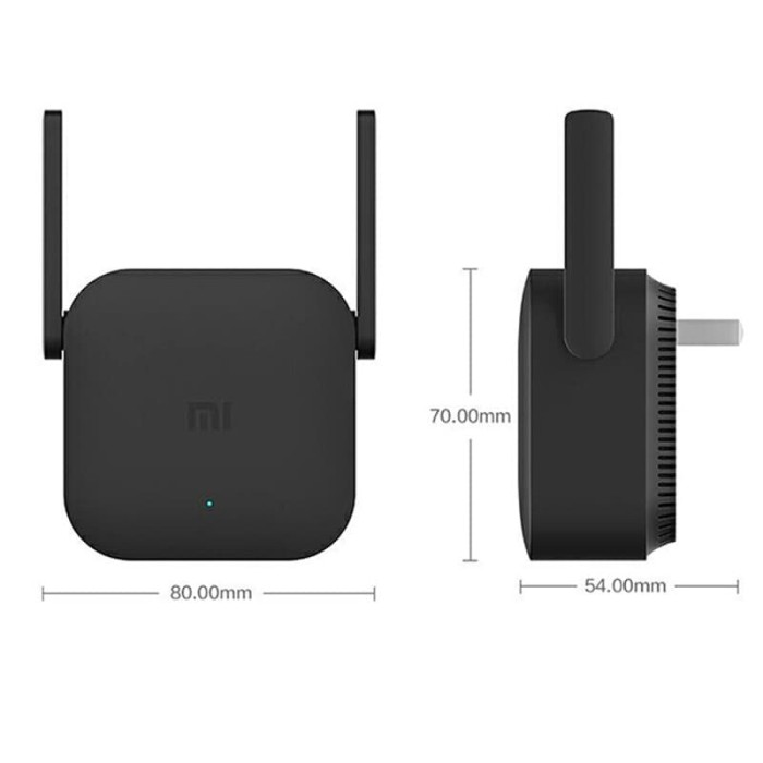 harga Xiaomi wifi extender pro repeater amplifier 300mbps with 2 antenna r03 Tokopedia.com