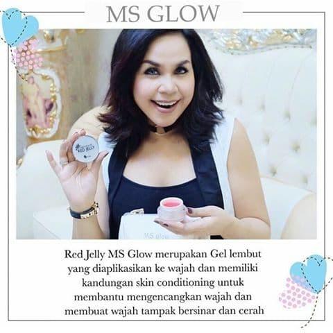 Red Jelly - MS Glow Flawless Original