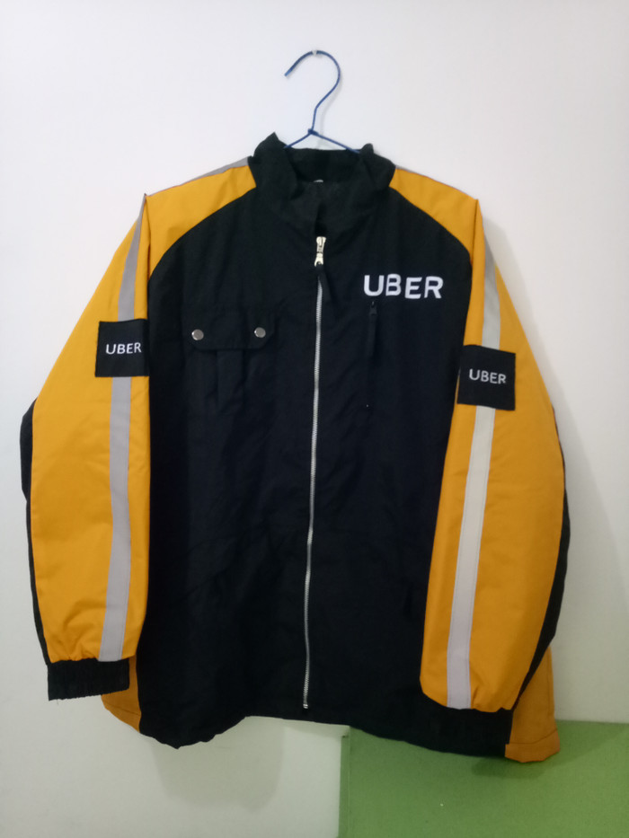 Katalog Jaket Uber Motor Hargano.com