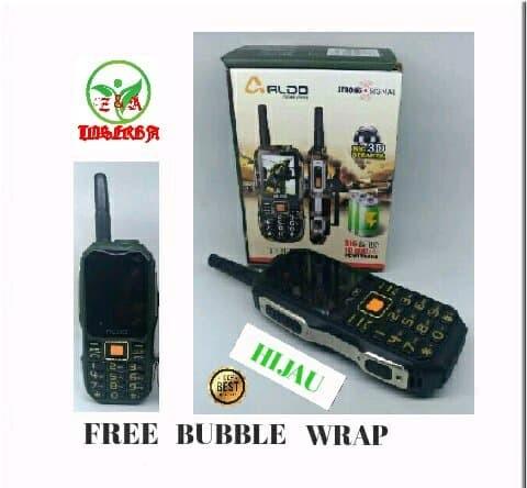 harga Handphone - hp aldo t88 t 88 original bisa powerbank - senter terang Tokopedia.com