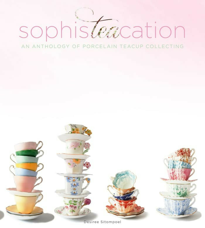 harga Sophisteacation - an anthology of porcelain teacup collecting Tokopedia.com