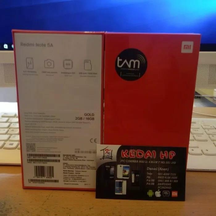 harga Xiomi redmi note 5a 2/16 rose gold Tokopedia.com