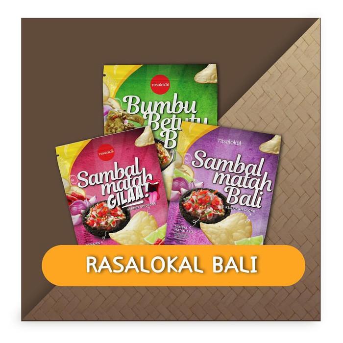 harga Promo paket mix 3pcs rasalokal bali + 1pcs rasalokal kolak pisang ubi Tokopedia.com