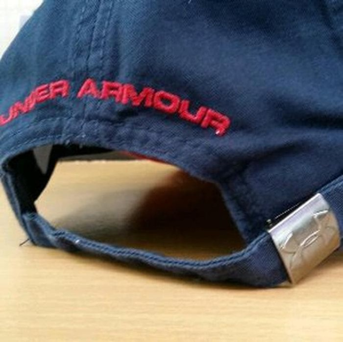 Topi Caps Import Under Armor Premium Quality Murah Dan Berkualitas