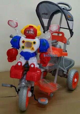 harga Family 823 ft (kepala robot & double music) Tokopedia.com