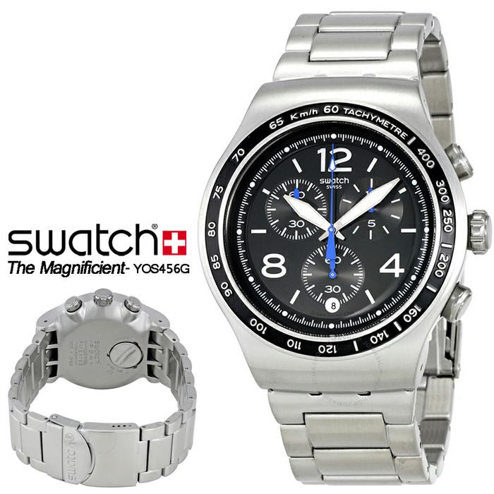Jual Swatch Irony YOS456G The Magneficient Original Jam Tangan Pria ... 84c3fe5e97