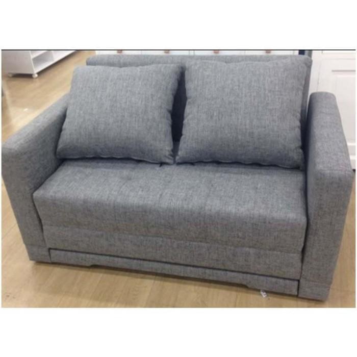 harga Jysk sofabed lejlighed 140x85x85cm light grey/ sofa 110388600 Tokopedia.com