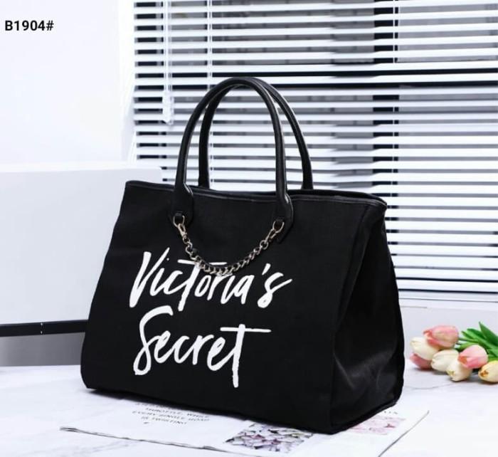 d516f47b7 Jual VS Victoria's Secret Angel City Tote Bag..... Kode B1904 ...