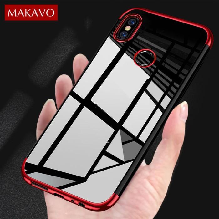Jual Tpu Plating Case Xiaomi Redmi Note 5 Pro Soft Cover Ultra Thin Casing Merah Jakarta Barat Casing Handphone Murah Tokopedia