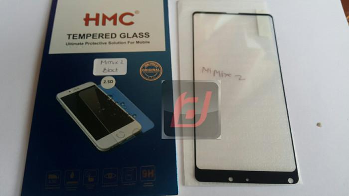 harga Anti gores hmc tempered glass 2.5d full cover xiaomi mimix mi mix 2 Tokopedia.com