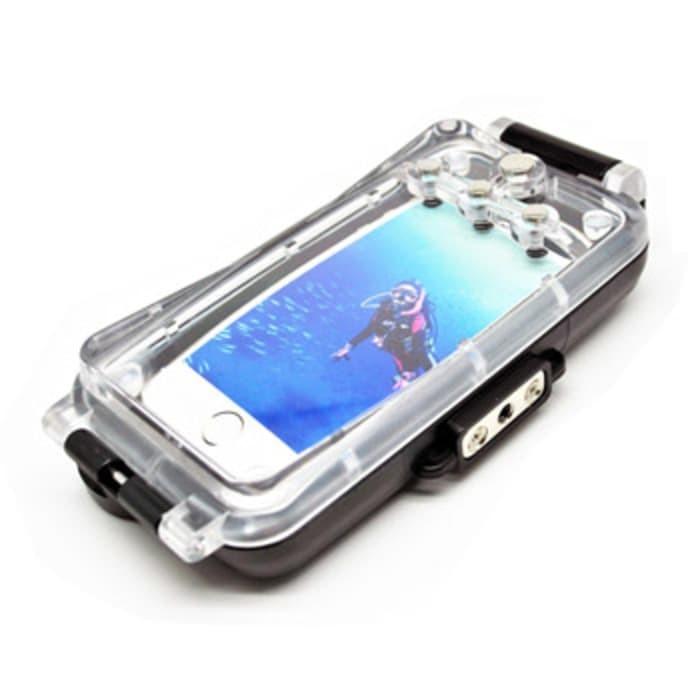 harga Iphone 6 6s waterproof case diving 40m underwater anti air selam cover Tokopedia.com