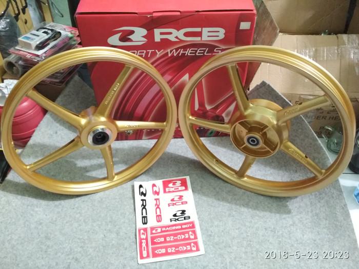 harga Velg racing boy rcb sp522 yamaha jupiter z vega r f1zr mx old tromol Tokopedia.com