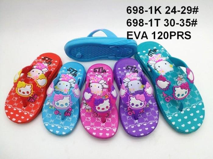 harga Sandal jepit anak perempuan spons hello kitty Tokopedia.com