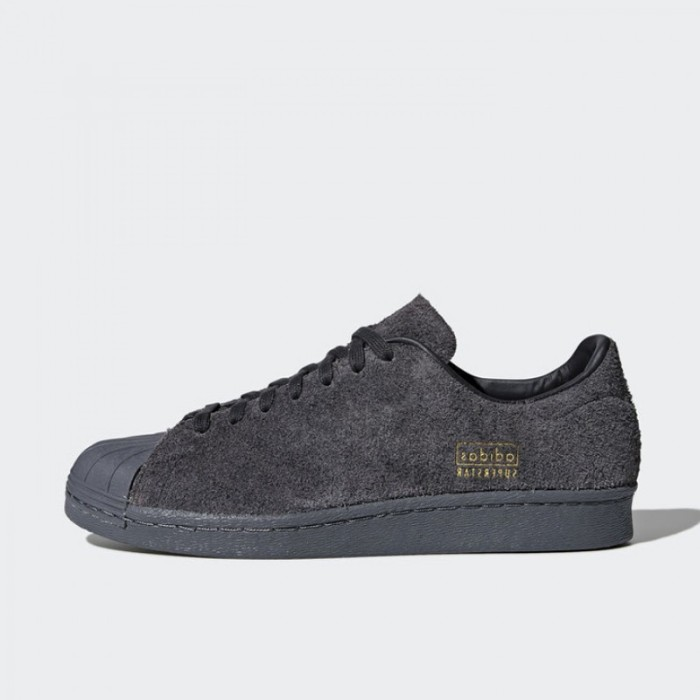 Jual Sepatu Sneakers Adidas Superstar 80s Clean Grey Original BZ0566 ... a298a11eb0