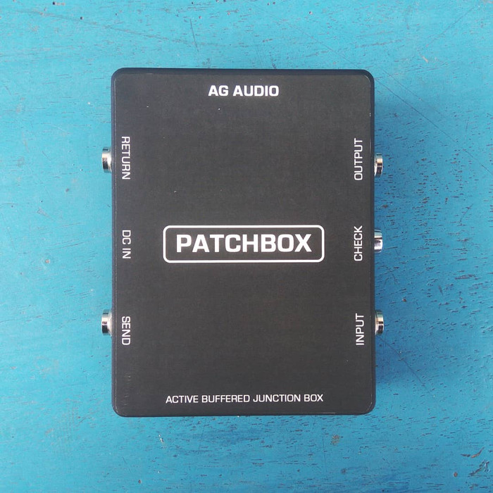 harga Efek gitar junction box active buffer pedal guitar fx effect stompbox Tokopedia.com