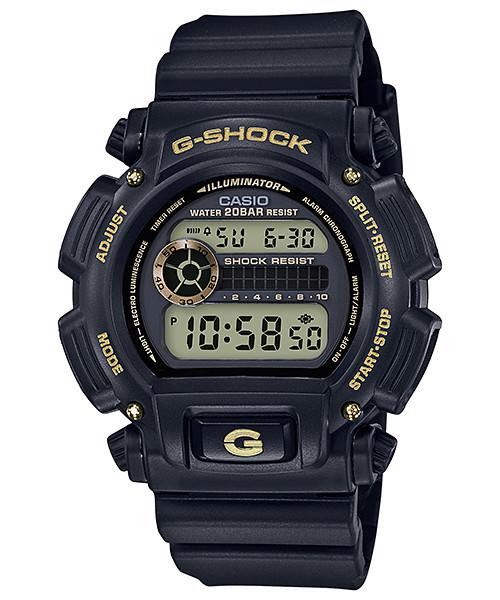Casio g-shock jam tangan pria dw-9052gbx-1a9dr