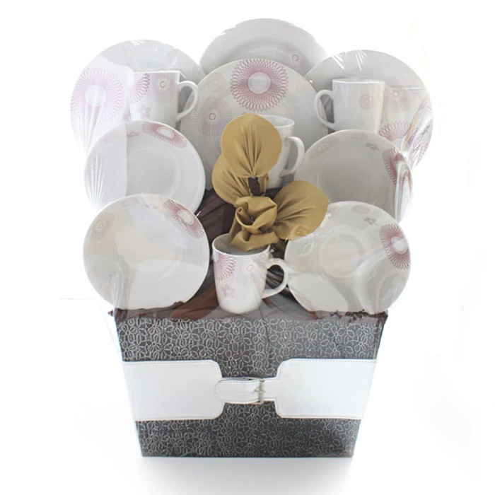 harga Paket parcel lebaran hadiah spesial ramadhan - gibson dinnerware set Tokopedia.com