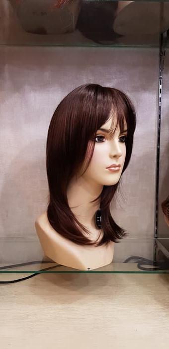 Review Wig Fiber Rambut Palsu Wanita Brown Di Jakarta - Freeallmusickdz 8fcba8f89d