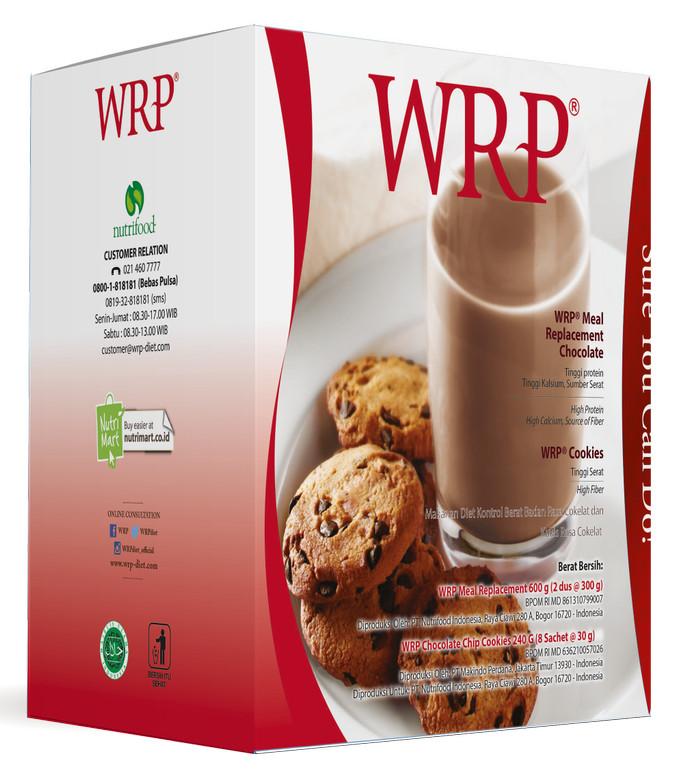 harga Wrp 6-day diet pack Tokopedia.com