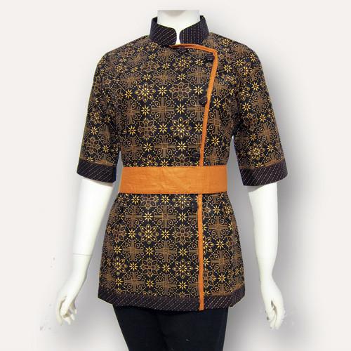 Jual Model Baju Blouse Batik Terbaru Blus Atasan Batik Sa 365 Kab Boyolali Baju Batik Dinasti Tokopedia
