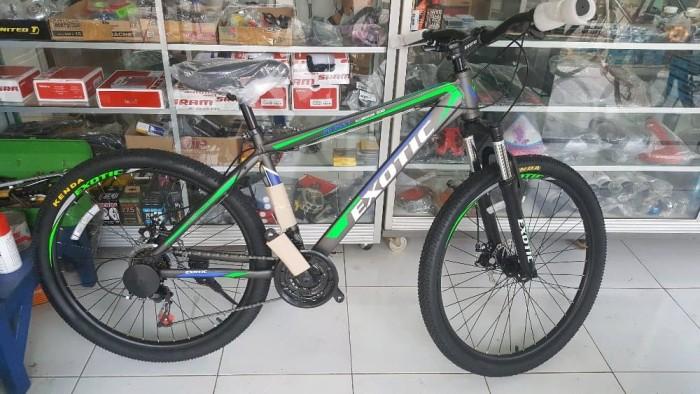 Sepeda Gunung Exotic 2635 XT Alloy