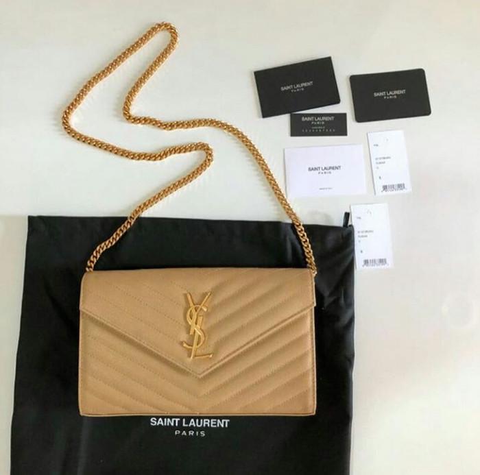 3c62efd074b Jual YSL Sling Bag - Kota Medan - berani fashion | Tokopedia