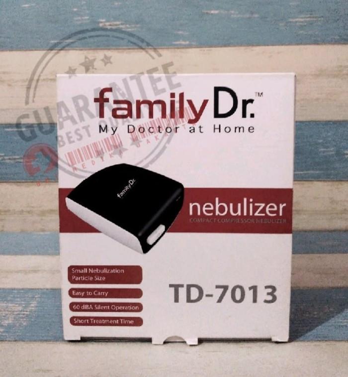 Familly Dr Nebulizer Compressor TD 7013