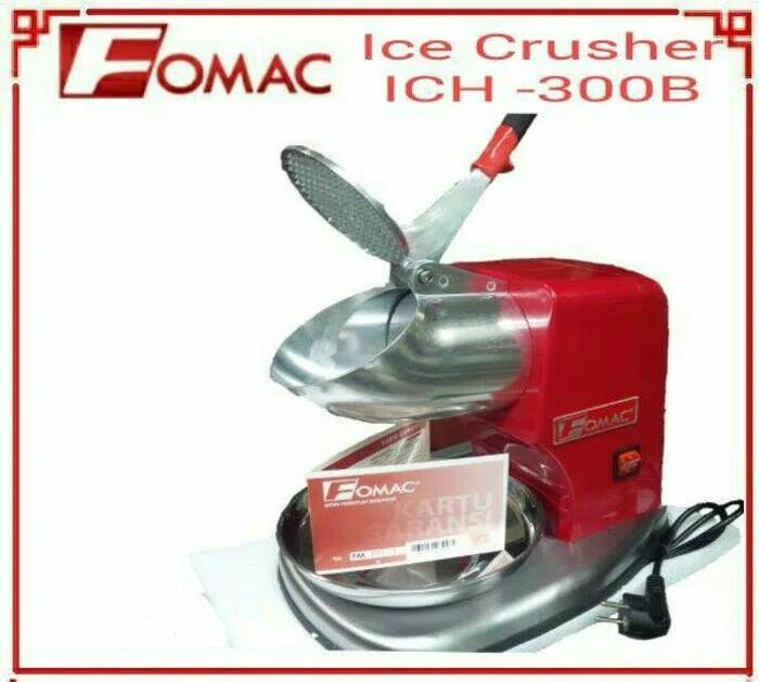 harga Ice crusher / es serut / es kepal milo fomac garansi 1 tahun Tokopedia.com