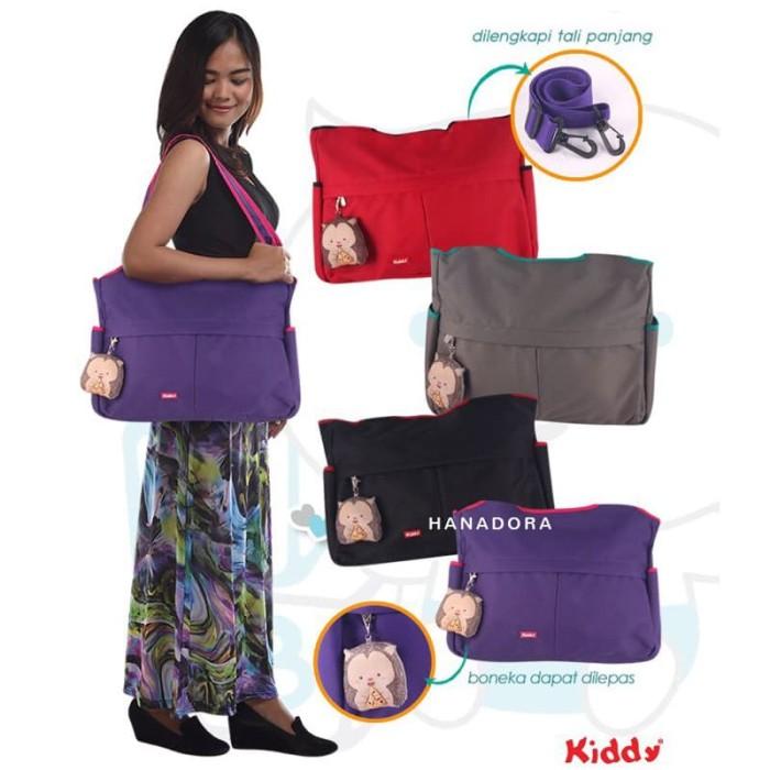 harga Kiddy diaper bag kd5029 - tas bayi - merah Tokopedia.com